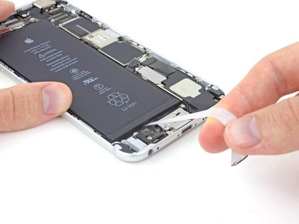 iPhone 6 Plus Audio Control and Rocker Switch Cable Replacement