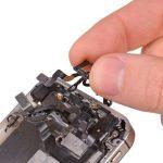 جداسازی سیم دکمه پاور و اسپیکر