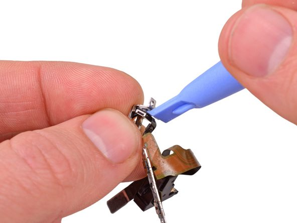 جداسازی براکت دکمه ولوم