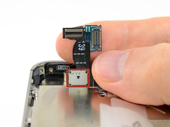 تعویض تاچ ال سی دی آیفون 4s اپل (iPhone 4s)