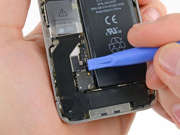جداسازی کانتکت زیر کانکتور باتری