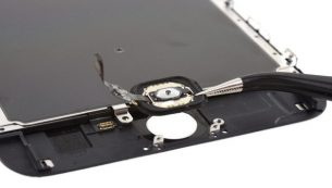 آموزش تعویض دکمه هوم آیفون ۶ اس پلاس اپل