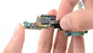 تعمیرات سامسونگ: تعویض دوربین اصلی گوشی گلکسی نوت
