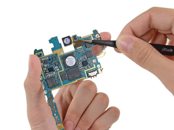 Samsung Galaxy Note II Motherboard Replacement
