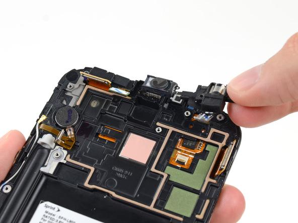 Samsung Galaxy Note II Earpiece Speaker Replacement