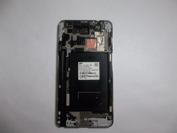 Samsung Galaxy Note 3 Display Assembly Replacement