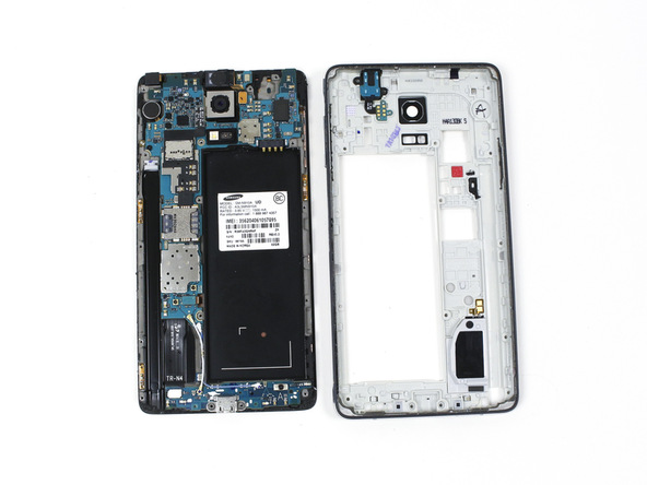 Samsung Galaxy Note 4 Midframe Replacement