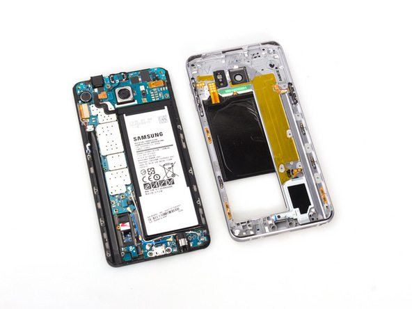 Samsung Galaxy Note5 Middle Housing Replacement