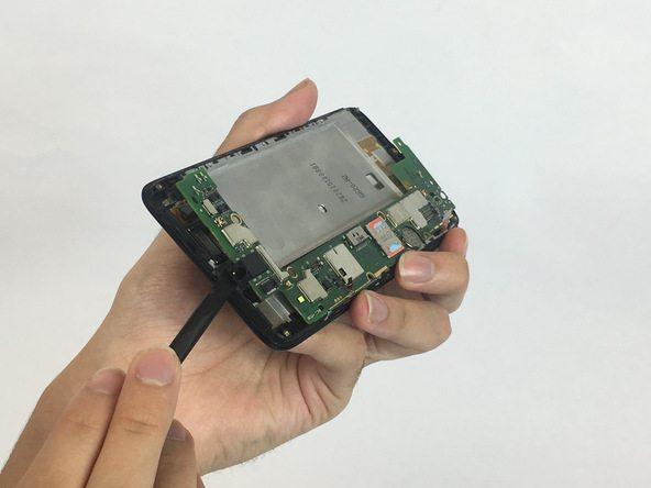 تعمیرات موبایل : آموزش تعویض برد هوآوی SnapTo G620