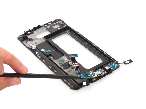 Samsung Galaxy Note5 USB Board Replacement