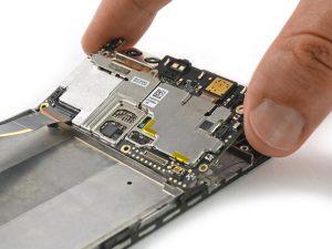 آموزش تعویض تاچ و LCD هوآوی پی ۹ پلاس