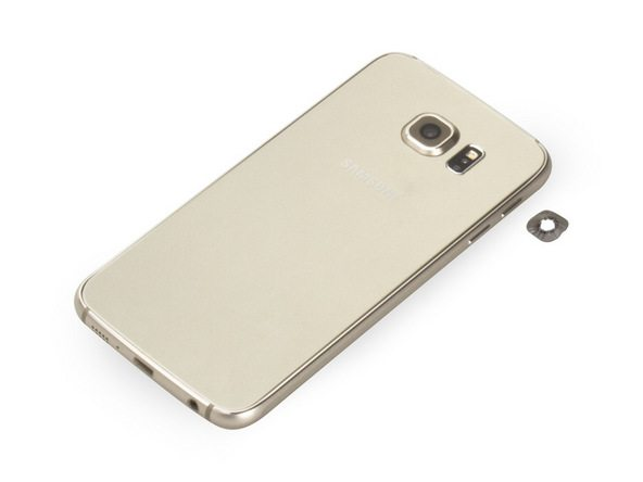 Samsung Galaxy S6 Camera Lens Glass Replacement