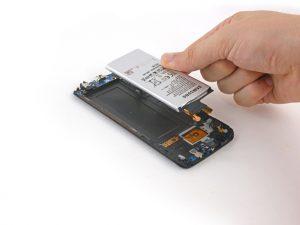 آموزش تعویض باتری گوشی گلکسی اس ۶ اج