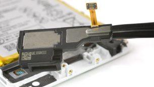 تعمیرات هواوی: تعویض کپسول اسپیکر گوشی هوآوی پی ۹