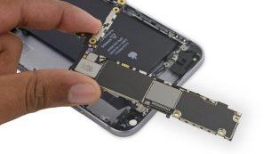 آموزش تعویض برد آیفون ۶ اس پلاس اپل