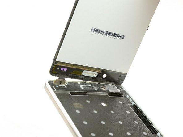 تعمیرات موبایل : آموزش تعویض تاچ ال سی دی هوآوی P8 Lite