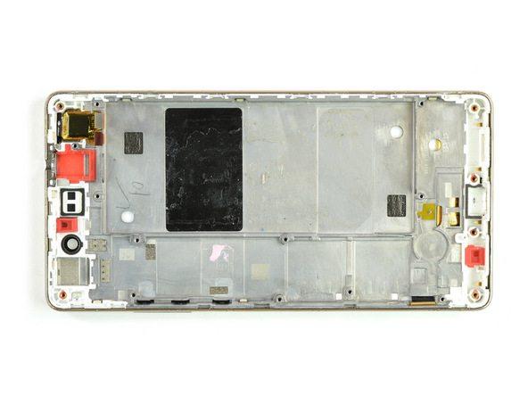 تعمیرات موبایل : آموزش تعویض ال سی دی هوآوی P8 Lite