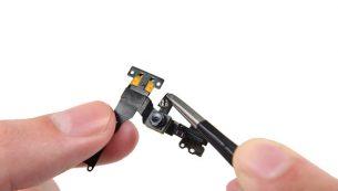 آموزش تعویض دوربین سلفی آیفون SE اپل