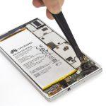 تعمیرات موبایل : آموزش تعویض دوربین سلفی هوآوی P7