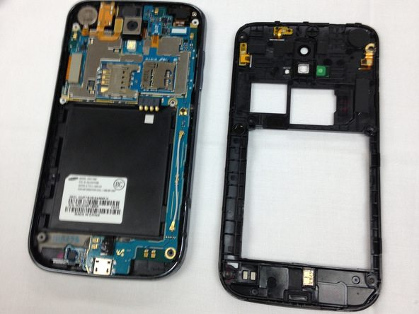 Samsung Galaxy S II T989 Inner Plate Replacement
