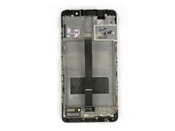 تعمیرات موبایل : آموزش تعویض ال سی دی و فریم هوآوی میت 9