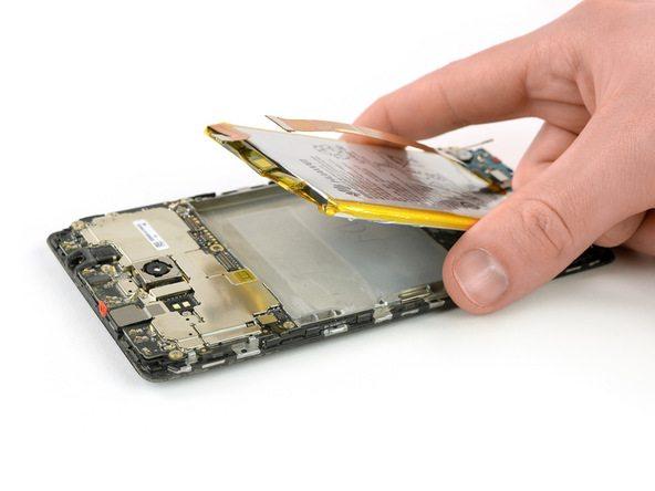 تعمیرات موبایل : آموزش تعویض باتری میت 8 هوآوی (Mate 8)