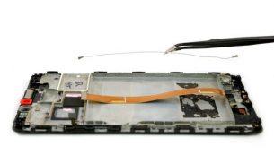 آموزش تعویض تاچ ال سی دی گوشی هواوی میت ۸+ ویدیو