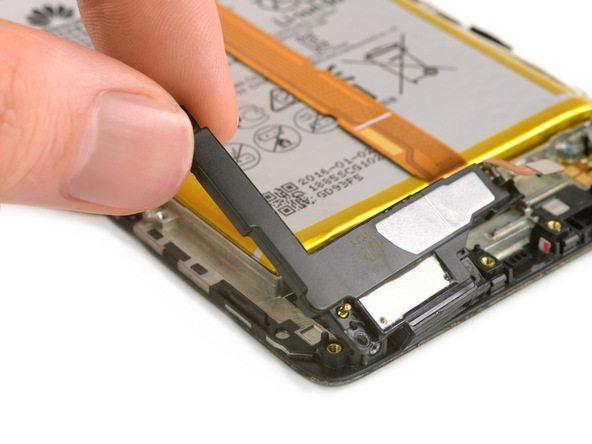 تعمیرات موبایل : آموزش تعویض کپسول اسپیکر میت 8 هوآوی