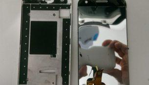 آموزش تعویض تاچ ال سی دی گوشی هواوی اسند جی ۷