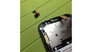 آموزش تعویض سنسور نور گوشی اسند جی ۶۱۰