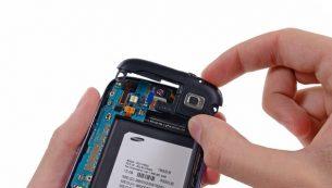 تعمیرات سامسونگ: تعویض اسپیکر گوشی گلکسی اس ۳