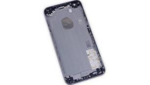 آموزش تعویض قاب پشت آیفون ۶ اس پلاس اپل