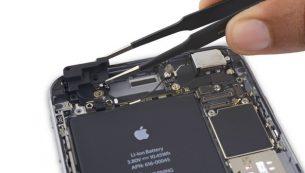 آموزش تعویض آنتن وای فای آیفون ۶ اس پلاس اپل