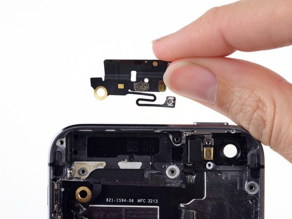 iPhone 5s Bluetooth and Wi-Fi Antenna Replacement