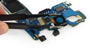 آموزش تعویض دوربین اصلی گوشی گلکسی اس ۵