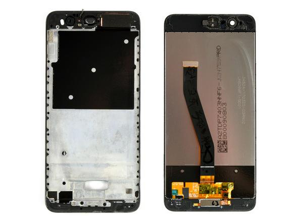 تعمیر موبایل : آموزش تعویض ال سی دی هوآوی پی 10 (Huawei P10)