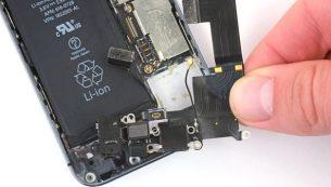آموزش تعویض سوکت شارژ آیفون ۵S  اپل + ویدیو