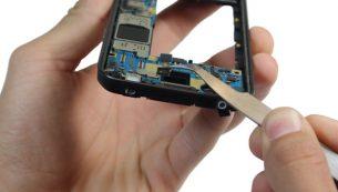 تعمیرات سامسونگ: تعویض دوربین سلفی گلکسی اس ۵ اکتیو