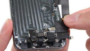 تعمیرات آیفون: تعویض درب پشت آیفون ۵S اپل