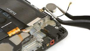 تعمیرات هوآوی: تعویض موتور ویبره هوآوی پی ۱۰