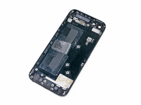iPhone 5 Rear Case Replacement