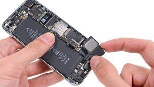 آموزش تعویض اسپیکر آیفون SE اپل