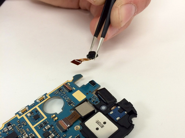 Samsung Galaxy SIII Mini VE Front Camera Replacement