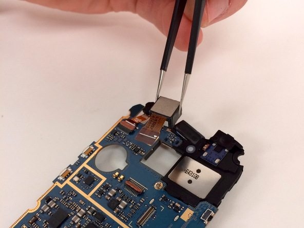 Samsung Galaxy SIII Mini VE Rear Camera Replacement