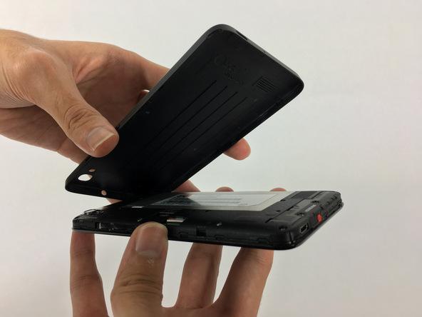 گوشی هوآوی SnapTo G620 را خاموش کنید.