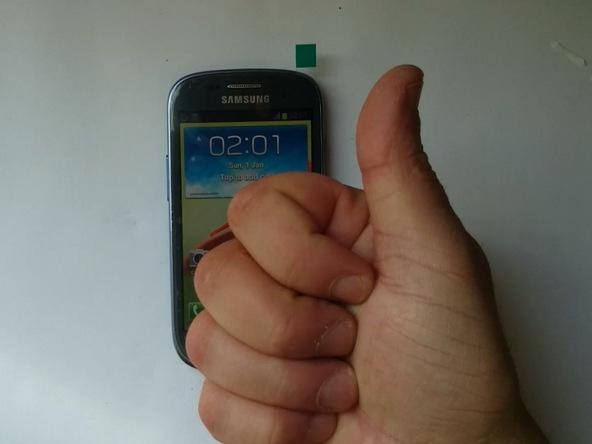 بعد از تعویض LCD گلکسی اس 3 مینی سامسونگ، تمام مراحلی که شرح داده شده بودند را به ترتیب از انتها به ابتدا مرور کرده و در صورت نیاز انجام دهید تا پروسه بستن گوشی تکمیل شود. چنانچه در رابطه با هر یک از مراحل عنوان شده سوال یا مشکلی داشتید، میتوانید ضمن تماس با کارشناسان واحد تعمیر شرکت موبایل کمک از آن ها راهنمایی دقیق تری بخواهید.