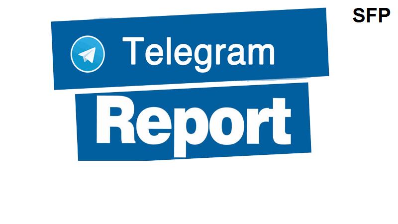 آبهترین روش های خروج از ریپورت تلگرام (Telegram Report)