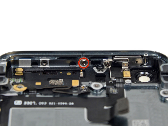 پیچ 1.3 میلیمتری که در عکس فوق مشخص شده را باز کنید.