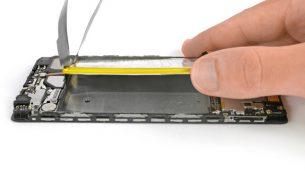 آموزش تعویض باتری هوآوی پی ۹ پلاس