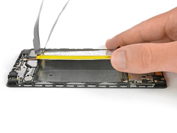 تعمیرات موبایل : آموزش تعویض باتری هوآوی P9 Plus (پی 9 پلاس)